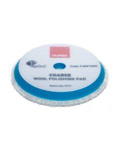 "RUPES Coarse Blue Wool Polishing Pad 5.5"""