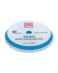 "RUPES Coarse Blue Wool Polishing Pad 6.5"""