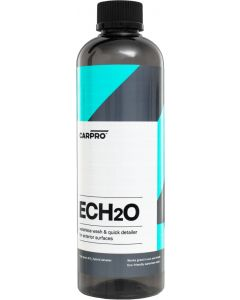 CarPro ECH2O Waterless Wash and Quick Detailer Concentrate 16.9 fl oz (500 ml)