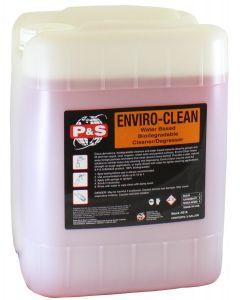 P&S Enviro-Clean Water Based Biodegradable Degreaser 5 gal (18.93 L)