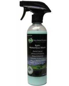 P&S Eco-Detail Epic Waterless Wash 16 fl oz (473 ml)