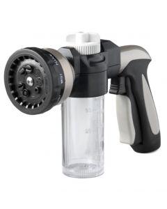 Griot's Garage Multi-Pattern Hose Nozzle & Car Wash Soap Dispenser