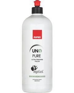 RUPES UNO Pure Ultrafine Finishing Polish 33.8 oz (1 Liter)