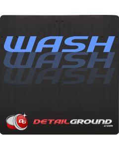 DETAILGROUND Wash Bucket Sticker