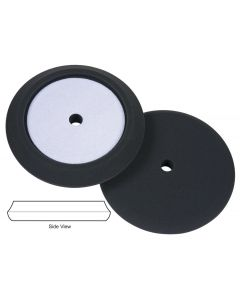 Lake Country Better Edge Black Finishing Recessed Foam Pad 8.5""