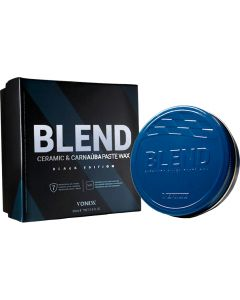 Vonixx Blend Ceramic & Carnauba Paste Wax - Black Edition 3.4 oz (100 mL)