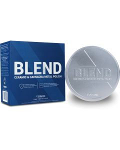 Vonixx Blend Ceramic & Carnauba Metal Polish 5.29 oz (150g)
