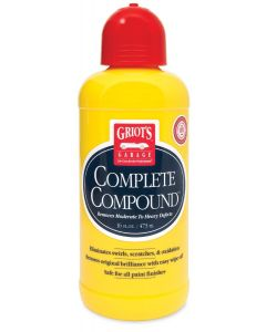Griot's Garage Complete Compound 16 fl oz (473 ml)