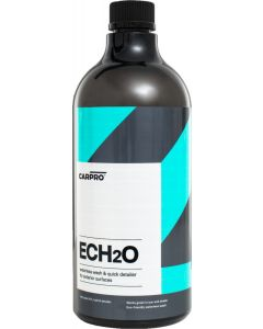 CarPro ECH2O Waterless Wash and Quick Detailer Concentrate 33.8 fl oz (1 Liter)
