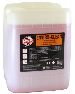 P&S Enviro-Clean Water Based Biodegradable Degreaser 5 gal (18.93 L)
