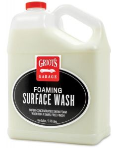Griot's Garage Foaming Surface Wash 1 gal (3.78 L)