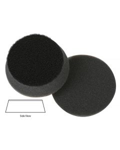 Lake Country Force Hybrid Black Finishing Foam Pad 2""