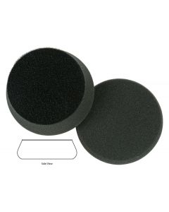 Lake Country Force Hybrid Black Finishing Foam Pad 3.5""