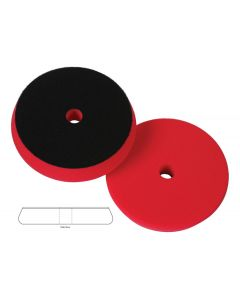 Lake Country Force Hybrid Red Waxing Foam Pad 6.5""