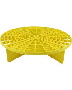 Grit Guard Bucket Insert - Yellow