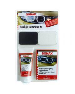 SONAX Headlight Restoration Kit