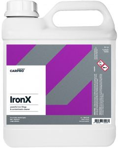 CarPro Iron X Iron Remover Cherry Scent 135 fl oz (4 Liters)