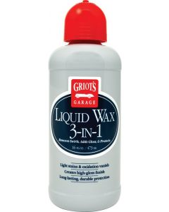 Griot's Garage Liquid Wax 3-in-1 16 fl oz (473 ml)