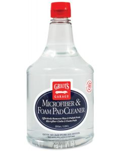 Griot's Garage Microfiber & Foam Pad Cleaner 35 fl oz (1.034 L)