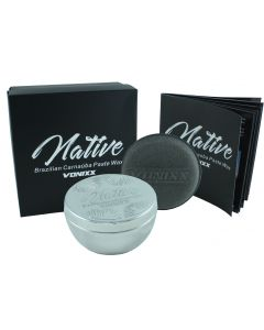 Vonixx Native Brazilian Carnauba Paste Wax 7 oz (235 mL)