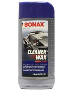 SONAX Hybrid NPT Paint Cleaner / Cleaner Wax 16.9 fl oz (500 ml)