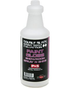 P&S Paint Gloss Showroom Empty Spray Bottle 32 oz (946 ml)
