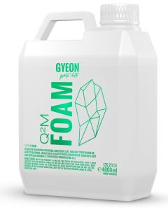 GYEON Q²M Foam Pre-Wash Soap 1 gal (4000 ml) Concentrated