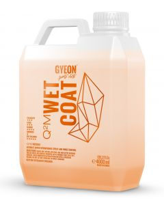 GYEON Q²M WetCoat Touchless Sealant 1 gal (4L)