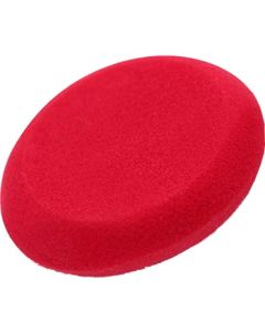 Red UFO Wax Applicator Foam Pad