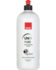 RUPES UNO Pure Ultrafine Finishing Polish 33.8 oz (1 Liter)