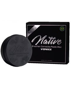 Vonixx Native Brazilian Carnauba Paste Wax – BLACK Edition 3.4 oz (100 mL)