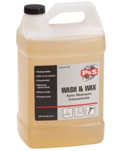 P&S Wash & Wax Auto Shampoo Concentrate 1 gal (3.79 L)