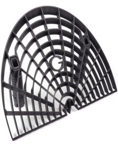 Grit Guard Washboard Bucket Insert- Black